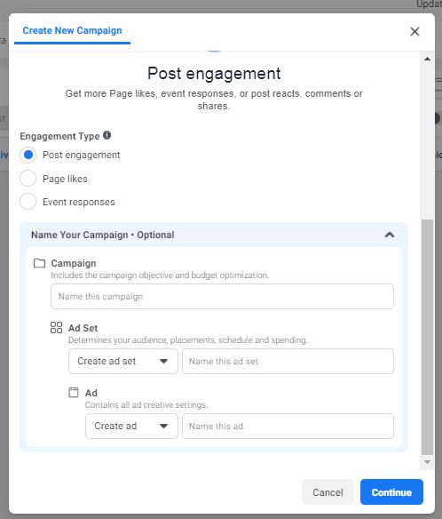 Post Engagement